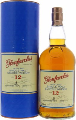 Glenfarclas - 12 Years Old New Label 43% NV