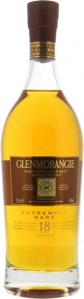 Glenmorangie - 18 Years Old Extremely Rare 43% NV
