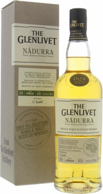 Glenlivet - Nàdurra Batch FF0115 59.8% NV