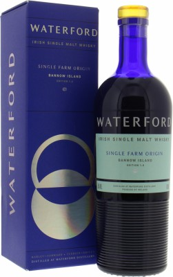 Waterford - Bannow Island Single Farm Origin Edition 1.2 50% 2016
