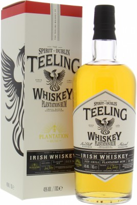Teeling - Plantation Rum Small Batch Collaboration 46% NV