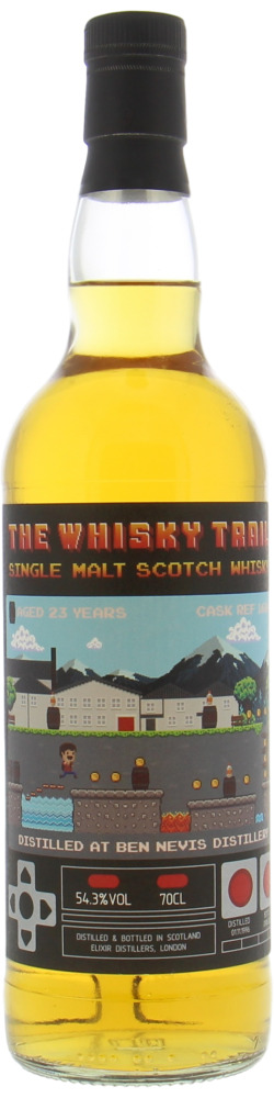 Ben Nevis - 23 Years Old The Whisky Trail Cask 1684 54.3% 1996