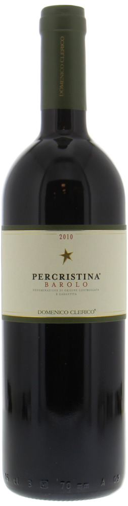 Domenico Clerico - Percristina Barolo 2010