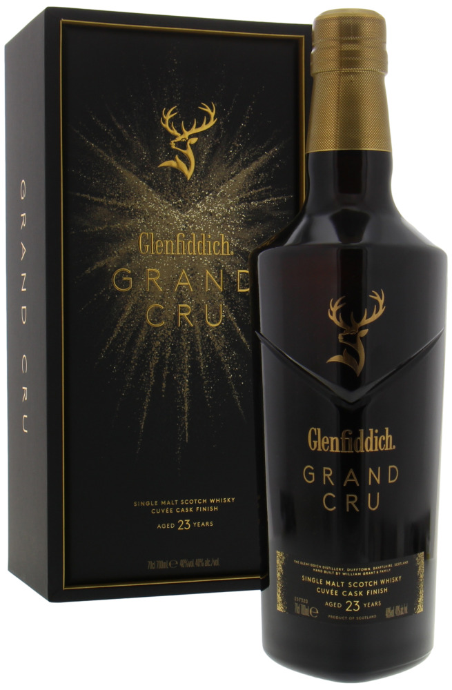 Glenfiddich - 23 Years Grand Cru 40% NV