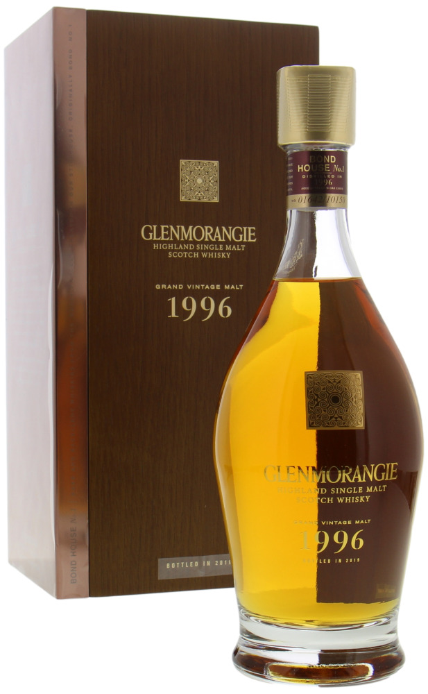 Glenmorangie - 1996 Grand Vintage Malt 23 Years Old 43% 1996