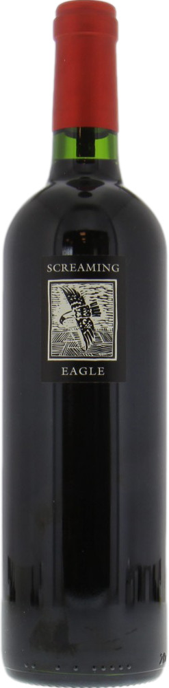 Screaming Eagle - Cabernet Sauvignon 2018
