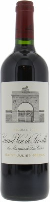 Chateau Leoville Las Cases - Chateau Leoville Las Cases 2004