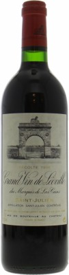 Chateau Leoville Las Cases - Chateau Leoville Las Cases 1996