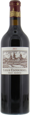 Chateau Cos D'Estournel - Chateau Cos D'Estournel 2011