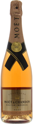 Moet Chandon - Nectar Imperial Rose NV