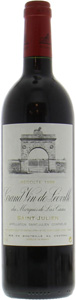 Chateau Leoville Las Cases - Chateau Leoville Las Cases 1998