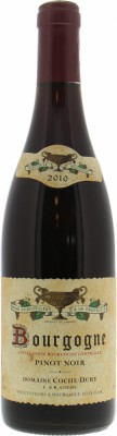 Coche Dury - Bourgogne Rouge 2010