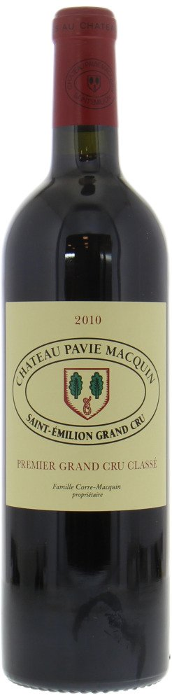 Chateau Pavie-Macquin - Chateau Pavie-Macquin 2010