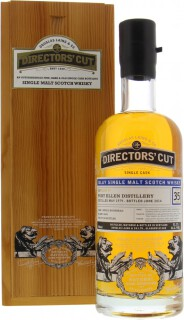 35 Years Old Douglas Laing Directors Cut Cask:DL10355 51,1%