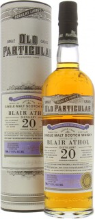 20 Years Old Douglas Laing Old Particular Cask:DL9908 51,5% 20 Years Old Douglas Laing Old Particular Cask:DL9908 51,5%