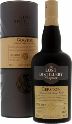 Gerston - The Lost Distillery Company Batch 1 46% NAS