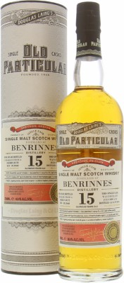 Benrinnes - 15 Years Old Particular Cask DL10460 48.4%  1999