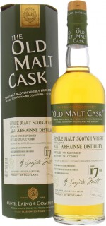 17 Years Old  Hunter Laing Old Malt Cask: REF#10129 50% 17 Years Old  Hunter Laing Old Malt Cask: REF#10129 50%