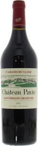 Chateau Pavie - Chateau Pavie 2007