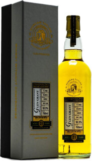 21 Years Old Duncan Taylor Dimensions Cask 142041 52.3%