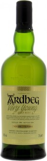 ArdbegArdbeg Very Young 58.3%1998