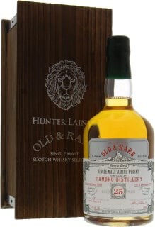 25 Years Old Old & Rare Hunter Laing's Platinum Selection 53.4%