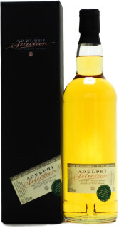 17 Years Old Adelphi Cask:855 57.6%17 Years Old Adelphi Cask:855 57.6%