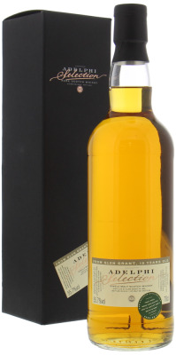 Glen Grant - 19 Years Old Adelphi Cask:67101 55.7% 1995