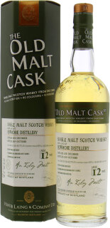 12 years Old Malt Cask HL0919 50%