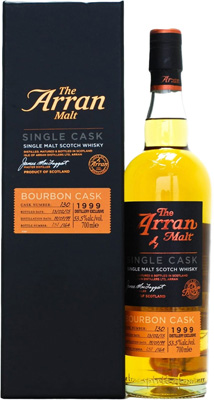 Arran - 15 Years Old  Distillery Exclusive Distillery Only Cask:130 53.5% 1999