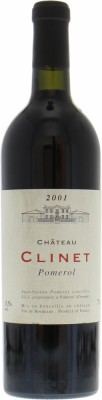 Chateau Clinet - Chateau Clinet 2001