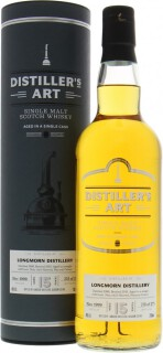 15 Years Old Langside Distillers Distiller's Art 48%
