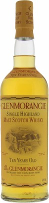 Glenmorangie - 10 Years Old 4th Generation 4 Stills Backlabel 40% NV