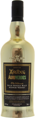 Auriverdes Gold Limited Edition 49.9%