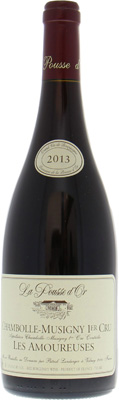 Chambolle Musigny 1er cru Les Amoureuses La Pousse D'Or -