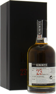 Kininvie 23 Years Old batch 3 42.6%