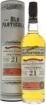 Strathmill - 21 Years Old Douglas Laing Old Particular Cask: DL10585 1993