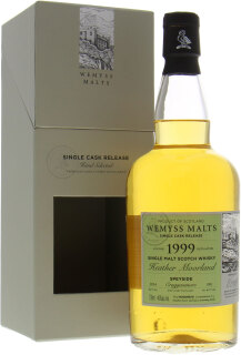 Wemyss Malts Heather Moorland 1 Of 390 Bottles 46%