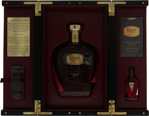 Littlemill - 25 Years Old Private Cellar Edition 50.4% NV