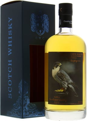13 Years Old Creative Whisky Company Cask:810 56.%Bruichladdich  -