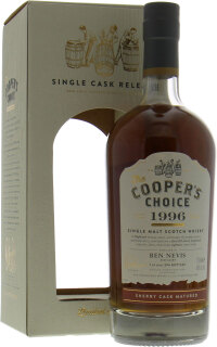 18 Years Old Cooper's Choice Cask:2872 46%18 Years Old Cooper's Choice Cask:2872 46%
