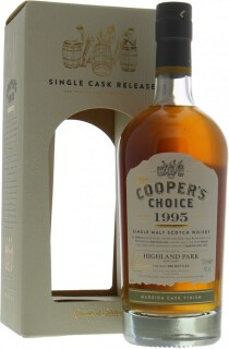 18 Years Old Cooper's Choice Cask 9549 46%
